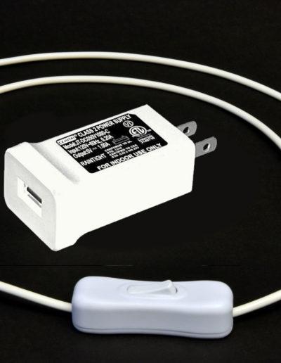 USB-Stromversorgung-110V